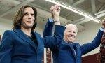Kamala Harris y Joe Biden, los candidatos a vicepresidenta y a presidente de EEUU del Partido Demócrata