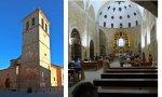 Iglesia de Nuestra Señora de la Anunciación en Villamalea (Albacete)