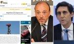 Editorial de El País, el buque insignia del grupo PRISA que preside Javier Monzón y del que Telefónica tiene el 10%