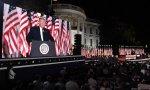 Trump, en la Convención Republicana que se ha celebrado en la Casa Blanca