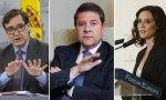 Illa ha decidido no encerrar a Madrid, por el momento, aunque lo pida García-Page. Por ahora, buena noticia para Díaz Ayuso