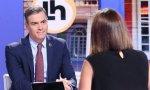Entrevista a Pedro Sánchez en 'La hora de la 1'