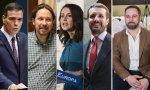 PSOE, Podemos y Ciudadanos votarán a favor, PP depende de lo que le convenga en ese momento y Vox se opondrá