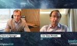 Meinrad Spenger ha mantenido un diálogo telemático con Olaf Diaz Pintado, CEO de Goldman Sachs España, durante la jornada de DigitalES de este miércoles