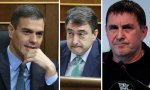 Sánchez no para de contentar a los nacionalistas vascos del PNV y a los proetarras de EH Bildu