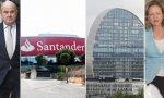 Guindos y Calviño quieren la unión del Santander y el BBVA
