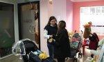 La Fundación Redmadre ayuda a las mujeres a que den a luz a sus hijos