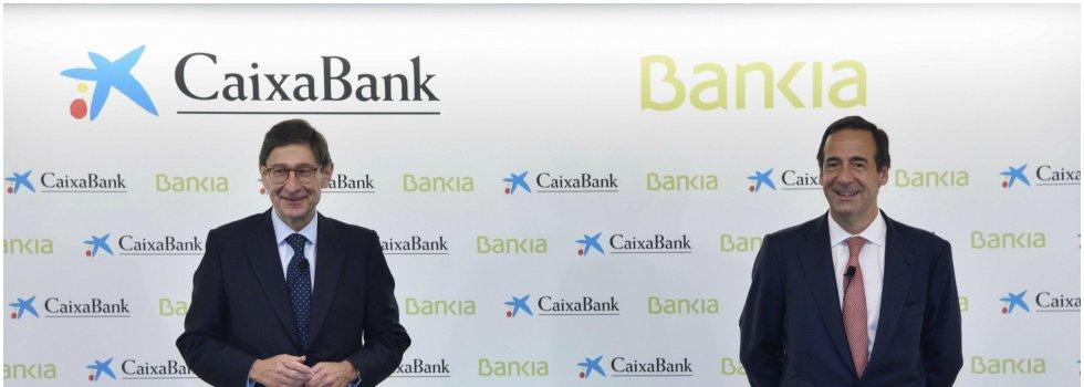 Una fusión Madrid-Barcelona: el futuro de Caixabank depende de cómo se entiendan Goiri y Gortázar