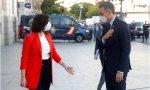 """Sánchez prometió ayudar a Ayuso """"de corazón"""". Y lo ha cumplido: huelga de enseñanza en Madrid y manifestación anti-Ayuso el domingo. E Iglesias arremete contra el Gobierno madrileño"""