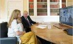 El hijo de Boris Jhonson, bautizado en la Iglesia Católica: ahora, a ver si el primer ministro británico se compromete a educarlo en los principios cristianos