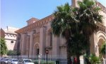 Parroquia de Santa Cruz, en Ibiza, donde el Govern balear ha suspendido el culto