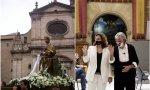 Colau celebra la festividad de la Virgen de la Mercé a su manera