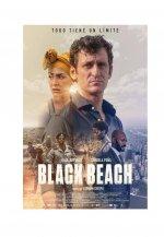 'Black beach'