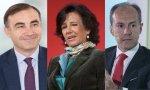 Antonio Román (izquierda) asume más responsabilidades en Santander España, aunque seguirá reportando al CEO, Rami Aboukhair (derecha)