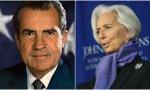 Nixon y Lagarde