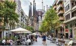 Barrio de la Sagrada Familia, en Barcelona