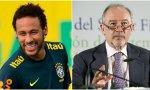 Neymar entra en la lista de morosos de la Agencia Tributaria y Rodrigo Rato sale