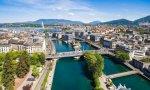 Ginebra es una de las ciudades más caras del mundo, por eso no extraña el apoyo al incremento del salario mínimo