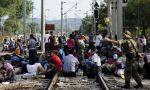 Macedonia, en estado de emergencia, recurre a los gases lacrimógenos para contener a los inmigrantes