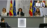 Consejo Ministros. Irene Montero insulta a dos periodistas (Inda y Urreztieta) desde el púlpito gubernamental