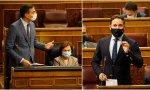 Santiago Abascal, muy crítico con Pedro Sánchez