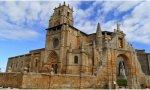 Iglesia Santa María La Real en Sasamón, Burgos