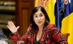 La ministra Darias, otro loro parlante: amenaza con superar en Illa en hablar mucho y no contar nada