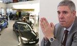 Las ventas de coches se han desplomado con la pandemia del coronavirus y eso preocupa, como refleja José Vicente de los Mozos, presidente de Anfac y de Renault en España