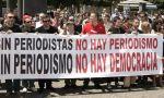 Violencia en México. El Gobierno pone escoltas a los periodistas para que no los asesinen