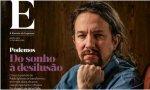 La prensa portuguesa 'cala' a Pablo Iglesias