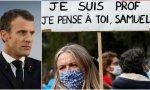 Asesinato en Francia: el presidente Emmanuel Macron, otro ególatra de la política europea, nunca debió decir la barbaridad de que existe el derecho a la blasfemia
