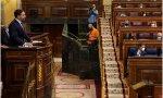 Santiago Abascal destroza a las feministas podemitas