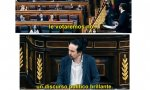 Sánchez aplaude a Casado e Iglesias le aplaude: huele a muerto