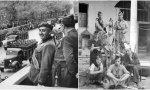 Los presos franquistas cumplieron sus condenas, pero la gran mayoría se vieron beneficiados la redención de penas por el trabajo y por los numerosos indultos. Los milicianos socialistas asesinaban a sus condenados en las checas sin juicio alguno