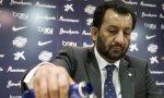 El jeque Abdullah bin Nasser Al Thani, máximo accionista del Málaga CF