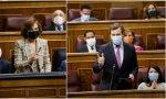 """Espinosa de los Monteros (Vox) a Sánchez: este lunes han aprobado intervenir redes sociales y censurar cualquier expresión de oposición a este Gobierno. Eso sí: bajo la excusa del discurso del odio"""""""