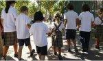 Educación. La concertada se moviliza: pondrá lazos naranjas en las fachadas de las escuelas en contra de la «ley Celaá»