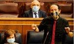 ¿Dimitirá Pablo Iglesias por la acusacion falsa y grave de Podemos a Calvente?