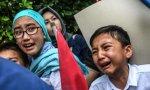 """Trump se despide con una dura critica a la dictadura comunista china: """"Las mujeres uigures no se emancipan con abortos forzados y esterilizaciones"""""""