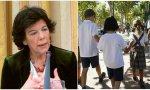 Perversión de la infancia: Isabel Celaá impondrá la educación sexual a los niños desde los 6 años