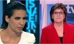 Maria Escario (RTVE) responde a Ana Pastor (La Sexta) sobre la cobertura de las elecciones en EE.UU.