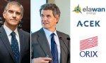 Juan María y Francisco José Riberas quieren vender Elawan Energy y sacar 2.000 millones de euros