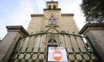 El cierre de las iglesias se ha repetido durante la segunda ola de la pandemia y en algunos países, incluso, de manera más drástica