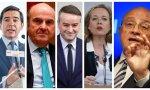 """BBVA-Sabadell. Guindos y Moncloa insisten: ese no es el banco """"too big to fail"""" que necesita España. Si sumáramos el Santander…"""