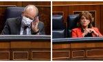 El ministro Campo convierte a los fiscales en juez instructor: ¡que Dios nos pille confesados!  Y encima, en el Ministerio fiscal español abundan los progres sectarios. Ejemplo, Lola Delgado