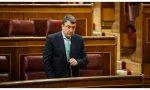El portavoz del PNV en el Parlamento, Aitor Estebán
