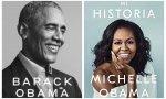 Barak, hoy no cenas: el expresidente de EE.UU. vende más copias de su biografía que su mujer, Michelle