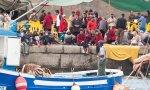 Inmigrantes en el Puerto de Arguineguín de Canarias. ¿Dónde están ahora?