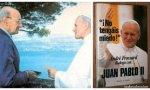 """Juan Pablo II y André Frossard, autor de """"No tengáis miedo"""""""