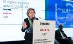 Pilar González de Frutos (Unespa) desmiente al Gobierno: el impuesto a las primas de seguros afectará a las clases media y baja